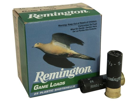 "Picture of Remington Upland Loads, Lead Game Loads Shotgun Ammo - 16Ga, 2-3/4"", 2-1/2 DE, 1oz, #8, 25rds Box, 1200fps"