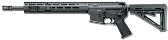 """Picture of Colt Canada Diemaco Semi Auto Rifle, Modular Rail Rifle (MRR) - 5.56x45mm, 16"""", M-Lok IUR, Carbine Length Cold Hammer-Forged Heavy Barrel w/Flash Suppressor, Collapsable Stock, 5rds"""