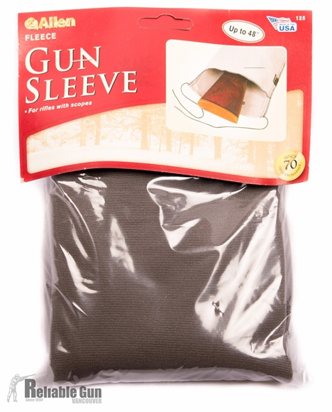 "Picture of Allen Shooting Gun Cases, Socks & Sleeves - Oversized Rifle Sleeve, 48"", Grey"