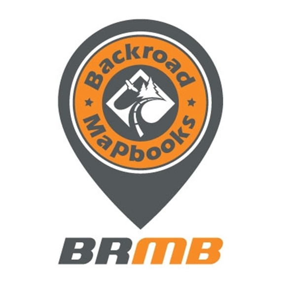 Picture of Backroad Mapbooks, Backroad Mapbook - British Columbia, Thompson Okanagan BC, Western Canada, 4rd Edition