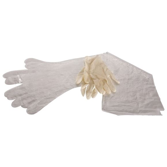 Picture of Allen Hunting Game Care & Processing - Field Dressing Gloves, 1 Pair Wrist, 1 Pair Shoulder
