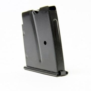 Picture of CZ Rifle Magazine - 17 HMR/22 Win Mag, 5rds, Steel, Matte, CZ 452