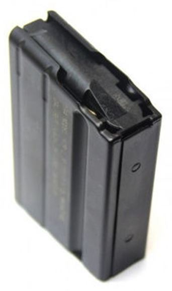 Picture of C-Products Defense XCR-L Pistol Magazines - 7.62X39, 10rds, Matte Black, 400 Series Stainless Steel, Black Plastic Anti-Tilt Follower, Chrome Silcon Wire Spring