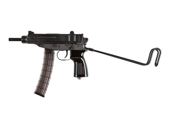 Picture of Czech Small Arms (CSA) Sa vz. 61 Skorpion Carbine Semi-Auto Rifle - 22LR, 115mm, Blued, Folding Stock, 2x20rds