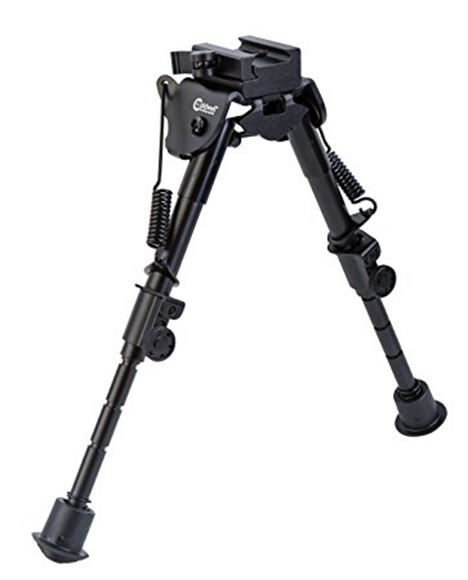 Picture of Caldwell Shooting Supplies - Pic Rail XLA Fixed Bipod, 6-9""