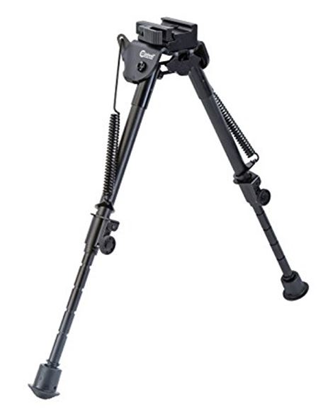 """Picture of Caldwell Shooting Supplies - XLA Bipod, 9-13"""", Fixed Mount, Picatinny Rail"""