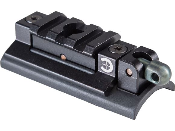 Picture of Caldwell Shooting Supplies - PAS Pic Rail Adaptor, Black