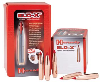 "Picture of Hornady Rifle Bullets, ELD-X - 30 Caliber (.308""), 200Gr, ELD-X, 100ct Box"