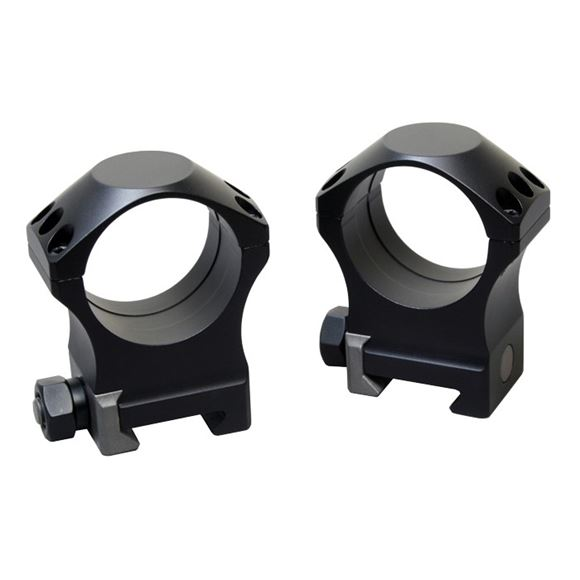 """Picture of Nightforce Accessories, Ultralite Rings - 34mm, X-High (1.375""""), 6 Screw Design"""