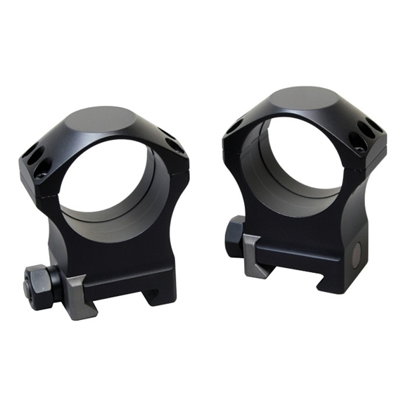"Picture of Nightforce Accessories, Ultralite Rings - 34mm, XX-High (1.5""), 6 Screw Design"