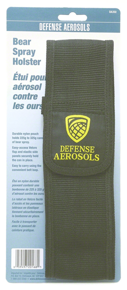 Picture of Defense Aerosols Accessories - Holster For Bear Spray, Fits 225g & 325g Cans