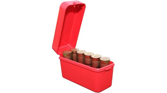 Picture of MTM Case-Gard Shotshell Boxes - 12Ga, 10rds, Red