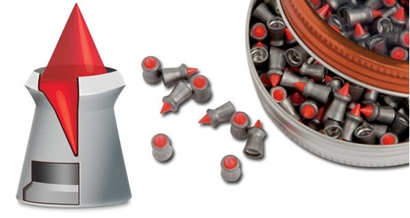 Picture of Gamo Air Gun Pellets - Red Fire, .177 Cal, 7.8gr, 150ct