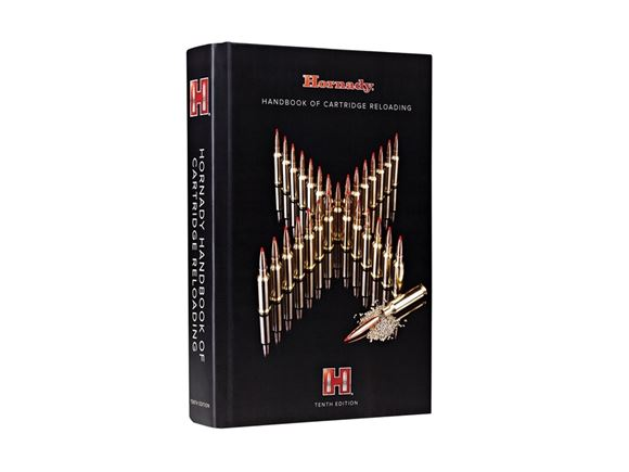 Picture of Hornady Reloading Hand Book (Reloading Manual) 10th Edition