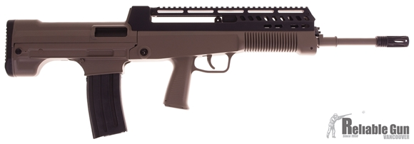 Picture of Used Norinco Type 97 FTU Semi-Auto Bull Pump Rifle - .223, FDE, One Mag, Excellent Condition