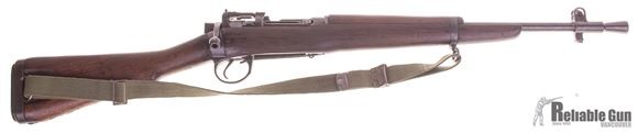 Picture of Used Lee Enfield No 5 Mk 1 Bolt-Action .303 British, Jungle Carbine Full Military Wood, Re  Blued, 10rd Mag, Good Condition