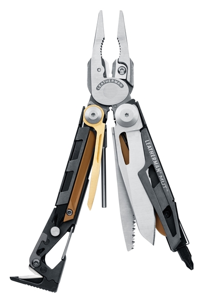 """Picture of Leatherman MultiTools, MUT - 16 Tools, Weight 11.2 oz 