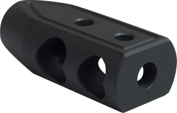 Picture of Timber Creek Outdoors AR15 Parts - Heart Breaker Muzzle Brake, 223/5.56, 1/2-28, Black