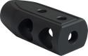 Picture of Timber Creek Outdoors AR15 Parts - Heart Breaker Muzzle Break, 308/7.62, 5/-24, Black