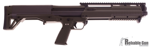 """Picture of Used Kel Tec KSG Pump-Action 12ga, 3"""" Chamber, 18"""" Barrel, OD Green, Very Good Condition"""