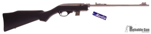 Picture of Used Marlin 70PSS Papoose 22 lr Semi Auto Rifle, Original Bag, Excellent Condition