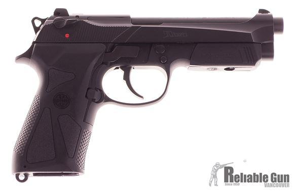 Picture of Used Beretta 90-Two Semi-Auto 40 S&W, 2 Mags & Original Box, Excellent Condition
