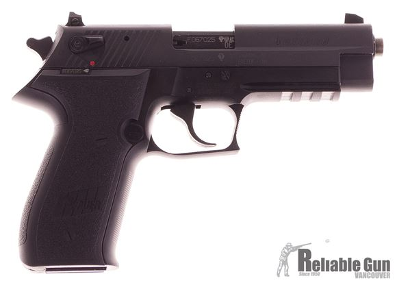 Picture of Used Sig Sauer Mosquito Semi-Auto Pistol - .22LR, 2 Mags, With Holster & Original Box, Good Condition