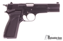 Picture of Used Browning Hi Power Mk III Semi-Auto 9mm, With 4 Mags & Original Box, Excellent Condition