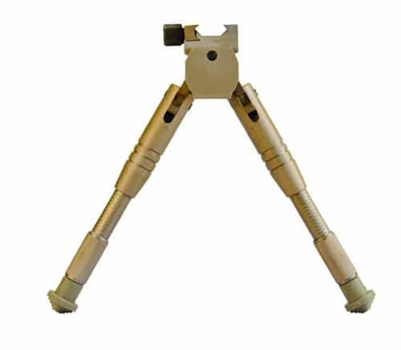 Picture of Caldwell Shooting Supplies Hunting Rests/MonoPods/Bipods & Tripods - AR Bipods, Prone, Desert Tan