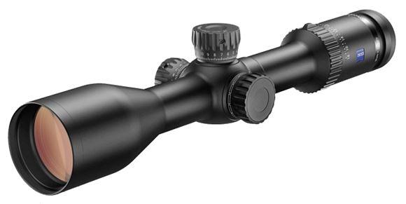 Picture of Zeiss Hunting Sports Optics, Conquest V6 Riflescopes - 3-18x50mm, 30mm, Fine German Post Reticle (#6), Side Focus, ASV LR Elevation & Windage Turret, 1/4 MOA Click Value, 400 mbar Water Resistance, Nitrogen Filled, Matte Black