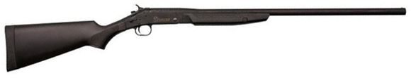 "Picture of Pointer Single Shot Break Action Shotgun - 20ga, 3"", 28"", Black Synthetic Stock, Fixed Modified Choke"