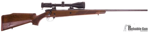 Picture of Used Sako 75 Deluxe Bolt-Action 300 Win, With Zeiss Conquest 3.5-10x50mm Scope, Very Good Condition
