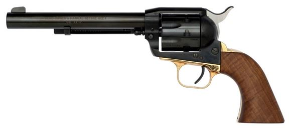 """Picture of Arminius WSA (Western Single Action) Single Action Revolver - 22LR, 6.75"""", Blued, 8rds"""