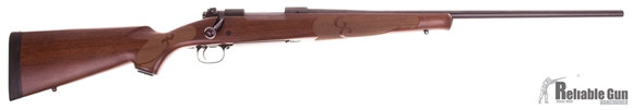 """Picture of Used Winchester Model 70 Featherweight Bolt Action Rifle - 325 WSM, 24"""", Brushed Polish Finish, Grade I Black Walnut Stock, M.O.A. Trigger System, Pre 64 Action"""