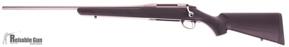 Picture of Used Tikka T3 Lite Stainless Bolt Action Rifle, Left Hand - 30-06 Sprg, 1 Magazine, Excellent Condition