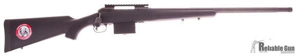 """Picture of Used Savage Model 10 Bolt-Action .308, 24"""" Heavy Fluted Threaded Barrel, One 10rd Mag, Very Good Condition"""