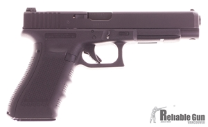Picture of Used Glock 34 Gen4 Semi-Auto 9mm, With 2 Mags & Original Box, Very Good Condition