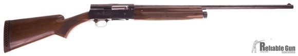 "Picture of Used Browning Auto-5 ""Light Twelve"" Semi-Auto 12ga, 2 3/4"" Chamber, 3 Barrels (28"" Full Choke, 28"" Mod Choke, 24"" With Poly Choke), Very Good Condition"