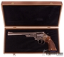 """Picture of Used Smith & Wesson Model 29-2 Nickel Plated Revolver, .44 Mag, 8 3/8"""" Barrel, Presentation Box, Excellent Condition"""