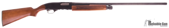 "Picture of Used Winchester 2200 Pump-Action 12ga, 2 3/4"" Chamber, 30"" Barrel Full Choke, Light Pitting On Barrel, Otherwise Good Condition"