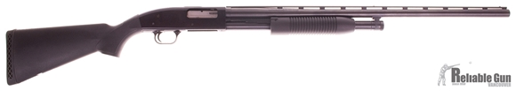 "Picture of Used Mossberg Maverick 88 Pump-Action 12ga, 3"" Chamber, 28"" Barrel, Mod Choke, Good Condition"