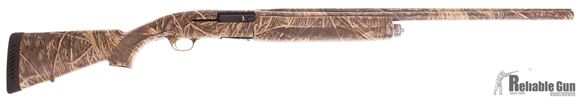 Picture of Used Browning Gold Hunter Camo Semi-Auto 12ga, 3-1/2'' Chamber, 28'' Barrel Mod Choke,Shadow Grass Camo Synthetic Stock, Well Used, Fair Condition