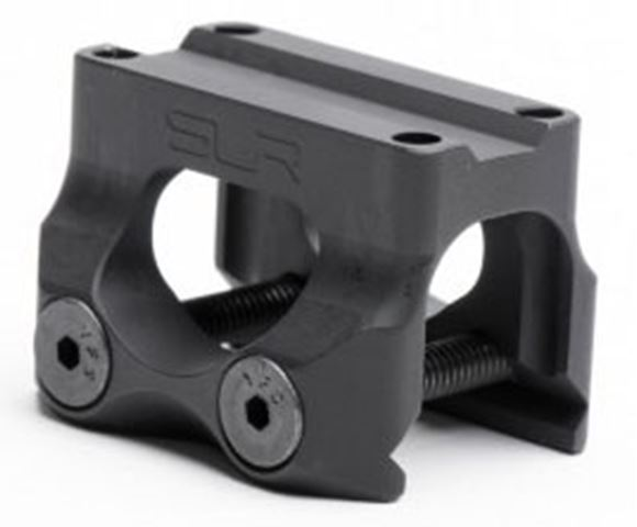 Picture of SLR Rifleworks - Trijicon MRO Mount, Lower 1/3, 7075 Aircraft Grade Aluminum, Mil-Spec Hardcoat Anodize