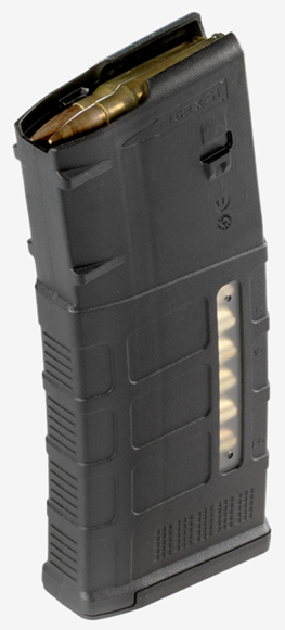 Picture of Magpul PMAG Magazines - PMAG 25 LR/SR GEN M3, Window, 7.62x51mm NATO, 5/25rds, Black