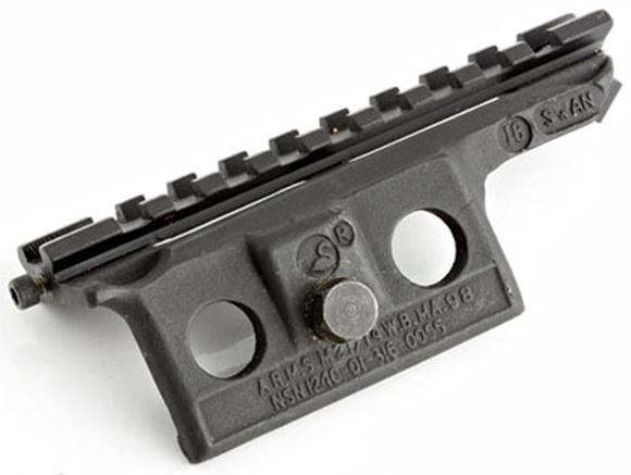 Picture of A.R.M.S. Mounts - #18, M21/14 Scope Mount, For M21/14 Rifle, Steel, Low Profile