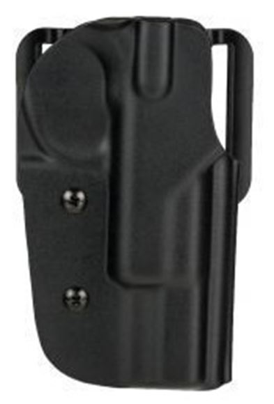 Picture of Blade-Tech Outside the Waistband Holsters, Classic OWB Holsters - CZ 75 SP01 Shadow, Tek-Lok, 3-Position Adjustable Cant, Black, Right Hand