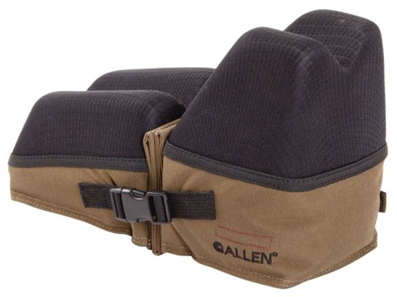Picture of Allen Company Shooting Rest - Eliminator Connected Filled Shooting Rest, Tan/Brown