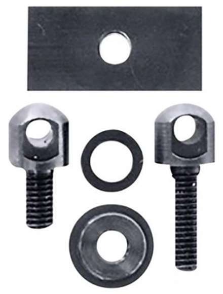 Picture of GrovTec GT Tactical Accessories, Tactical Sling Adapters & Bases - GT Keymod Forearm Stud Adaptor, Black-Oxide Finish