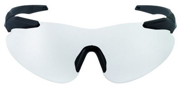 Picture of Beretta Challenge Shooting Glasses - Clear, Soft Grip Frame