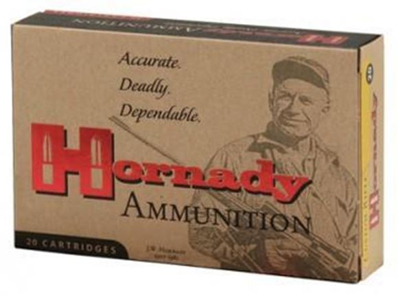 Picture of Hornady LEVERevolution Rifle Ammo - 450 Marlin, 325Gr, FTX LEVERevolution, 20rds Box